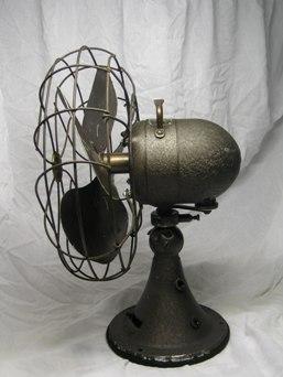 The Fan Page Vintage Fan Motor Wiring Diagram on
