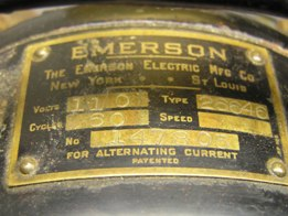 The Fan Page Old Emerson Fan Wiring Diagrams on