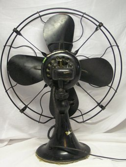 it is a truly amazing design, and it is quite rare to find an emerson fan  with worn bearings