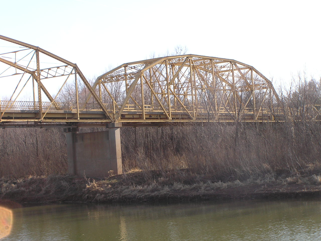 Ok 199 washita river for How much are trusses