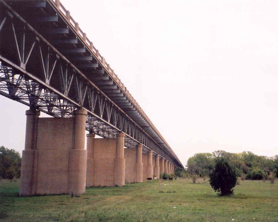 Past Frontispiece Pictures For Oklahoma Bridges